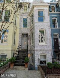 Home for sale: 3016 Cambridge Pl. N.W., Washington, DC 20007