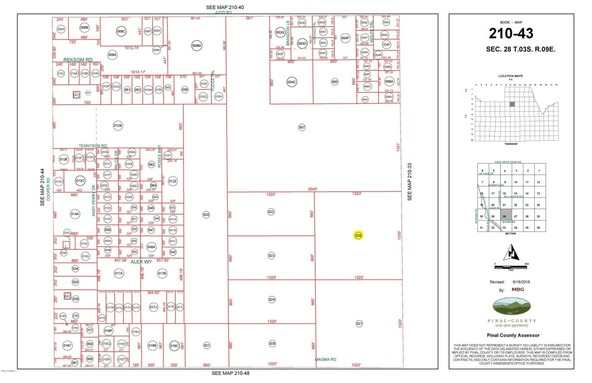 40 Acres --, Florence, AZ 85132 Photo 1