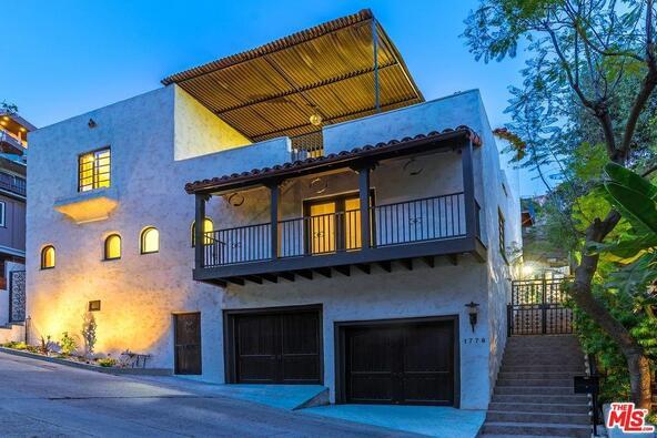 1778 N. Orange Grove Ave., Los Angeles, CA 90046 Photo 5