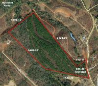 Home for sale: Land Bridge Rd., Mountain Rest, SC 29664