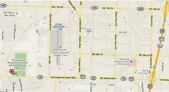 1803 S.W. Regional Airport Blvd. Unit #11, Bentonville, AR 72712 Photo 3