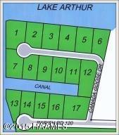 Home for sale: Lot #17 Louisiana, Lake Arthur, LA 70549