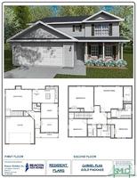 Home for sale: 225 Frank Edwards Dr., Ellabell, GA 31308