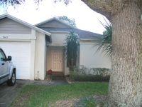 Home for sale: 362 Myrtlewood Rd., Melbourne, FL 32940