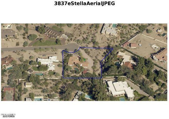 3837 E. Stella Ln., Paradise Valley, AZ 85253 Photo 3