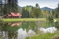 Home for sale: 48 & 214 W. Vallecito Creek Rd., Bayfield, CO 81122