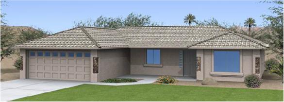 2233 South Springwood Boulevard, Mesa, AZ 85212 Photo 2
