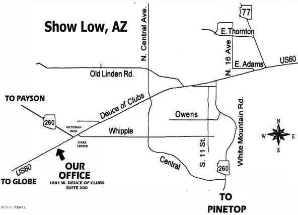1801 W. Deuce Of Clubs, Show Low, AZ 85901 Photo 3