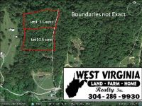 Home for sale: Lot 3 Little Italy Rd., Ivydale, WV 25113