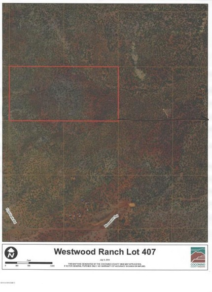 407 Westwood Ranch Lot, Seligman, AZ 86337 Photo 8