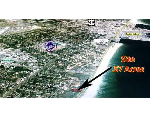 Corner Of Hwy. 90 & Woodward Avenue, Gulfport, MS 39502 Photo 1