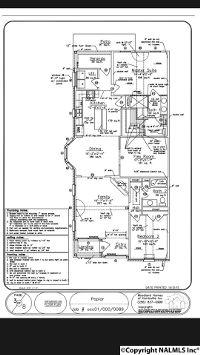 Home for sale: 1022 Cresent Falls, Huntsville, AL 35806
