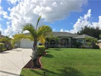 Home for sale: 2900 S.W. Embers Terrace, Cape Coral, FL 33991
