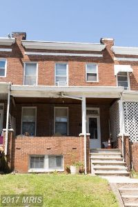Home for sale: 4224 Ivanhoe Avenue, Baltimore, MD 21212
