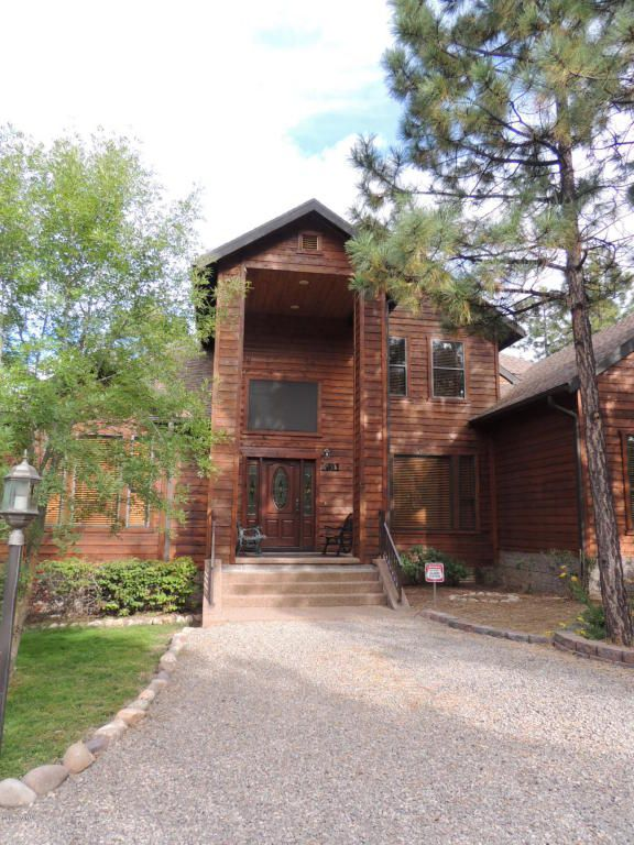 1911 S. Sierra Park Trail, Show Low, AZ 85901 Photo 11