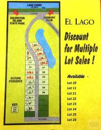 Home for sale: 22 El Lago, Galveston, TX 77554