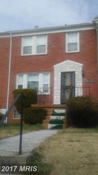 Home for sale: 1668 Northbourne Rd., Baltimore, MD 21239