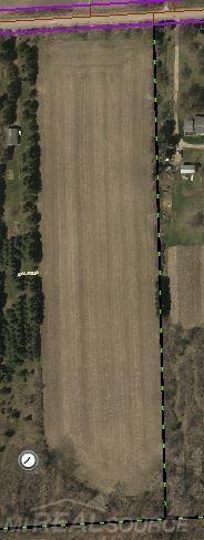 Home for sale: 0 Pratt, Armada, MI 48005