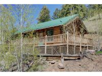 Home for sale: 7414 County Rd. 43, Bailey, CO 80421