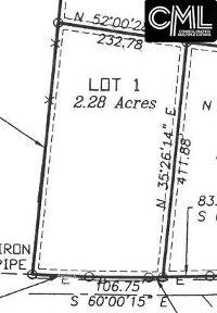 Home for sale: 1111 Shull Rd., Gilbert, SC 29054