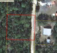 Home for sale: Lot W. Horseshoe Ln., Freeport, FL 32439