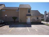 Home for sale: 1500 W. Esplanade Ave. Unit#6f, Kenner, LA 70065