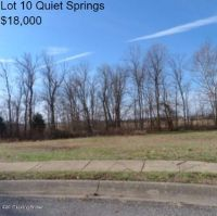 Home for sale: Lot 10 Quiet Springs Dr., Bardstown, KY 40004