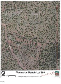 Home for sale: 407 Westwood Ranch Lot, Seligman, AZ 86337