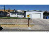 Home for sale: Stevens Avenue, Barstow, CA 92311