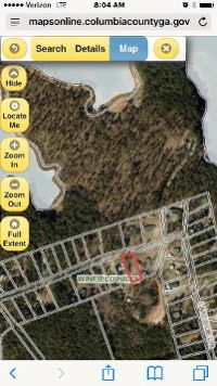 Home for sale: 7406 Lakeside Dr., Appling, GA 30802