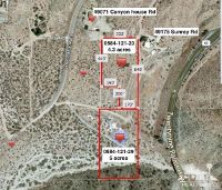 Home for sale: 0 9.3 Acres Canyon House Rd., Morongo Valley, CA 92256