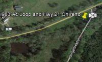 Home for sale: 000 Hwy. 21e, Chireno, TX 75937