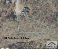 Home for sale: 197 Emily Ln., Bogart, GA 30622