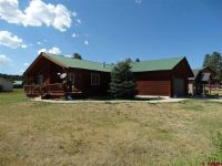 Home for sale: 278 Saddle, Pagosa Springs, CO 81147