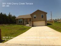 Home for sale: 3811 N.W. Cherry Creek Terrace, Topeka, KS 66618