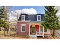 Home for sale: 106 Porphyry St., Cripple Creek, CO 80813