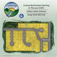 Home for sale: Lot 22 Block A Cambridge Valley Add, Park City, KS 67219