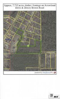 Home for sale: 0 Arrowhead Dr., Bastrop, LA 71220