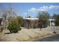 Home for sale: Lupine Avenue, Twentynine Palms, CA 92277