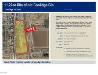 Home for sale: 9939 N. Picacho St., Coolidge, AZ 85128