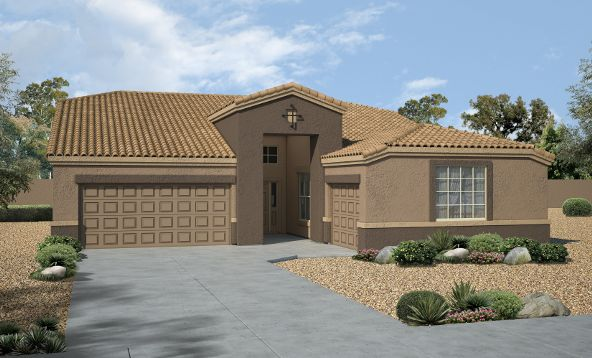 5421 W Jade Hollow Pl, Tucson, AZ 85742 Photo 3