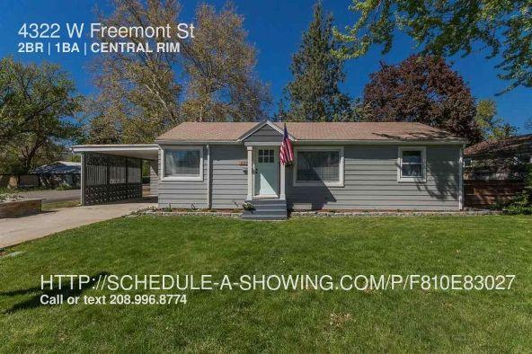 4322 W. Freemont St., Boise, ID 83706 Photo 1