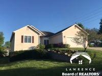 Home for sale: 1406 Redleaf Pl., Lawrence, KS 66049
