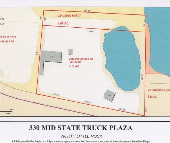 330 Mid State Truck Plaza, North Little Rock, AR 72117 Photo 3