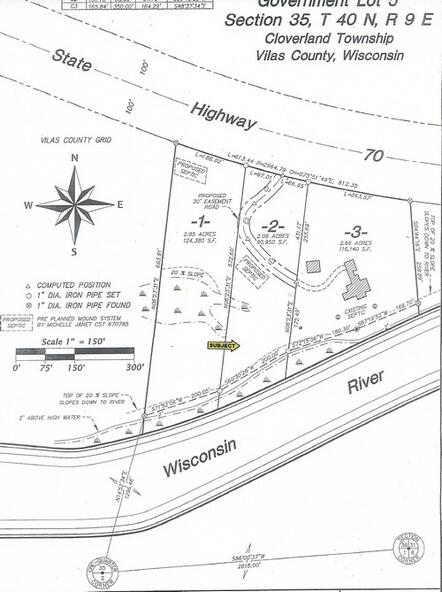Lot 2 - 5813 Hwy. 70, Eagle River, WI 54521 Photo 3
