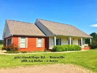 Home for sale: 4067 Good Hope, Batesville, MS 38606