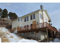 Home for sale: 1235 County 1 Rd., Cripple Creek, CO 80813