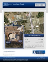 Home for sale: 1700 Stamey Livestock Rd., Sumter, SC 29150
