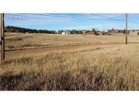Home for sale: N./A N/A Golden Grain Ln., Divide, CO 80814
