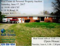 Home for sale: 8139 West Rd. 19, Ulysses, KS 67880